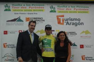 1ª Etapa Vuelta a los Pirineos