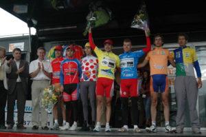 3ª Etapa Vuelta a los Pirineos