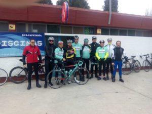 Grupo Carretera en Leciñena
