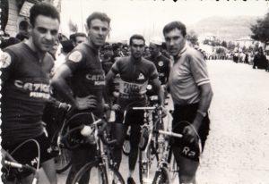 Antonio Bonacho con Frutas Ramos