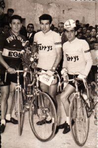 Antonio Bonacho con el Ferrys