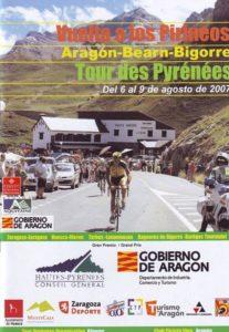 Vuelta a los Pirineos 2007