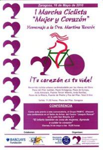 Marcha Urbana Mujer y Corazón 2010