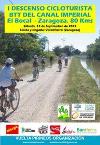 Descenso del Canal 2012
