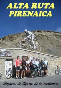 Alta Ruta Pirenaica con Dori Ruano