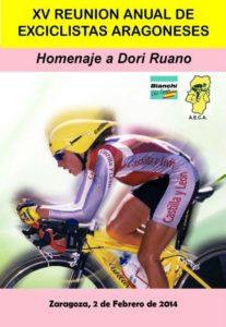 XV Reunión Anual Exciclistas Aragoneses