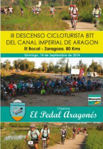 III Descenso BTT del Canal Imperial