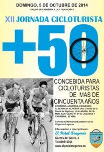 XII Jornada Cicloturista +50