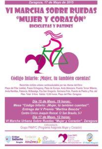 VI Marcha ciclista Mujer y Corazón