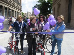 Marcha Urbana Mujer y Corazón 2013