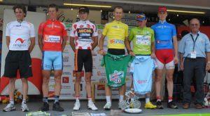 Florent Barle, vencedor de la Vuelta
