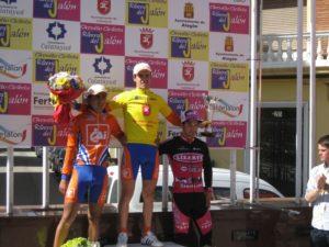 Lorenzo Buil gana el Circuito Ciclista Ribera del Jalón 2009