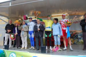 1º Etapa Vuelta a los Pirineos 2008