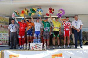2º Etapa Vuelta a los Pirineos 2008
