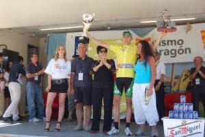 3º Etapa Vuelta a los Pirineos 2008