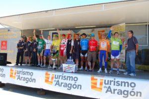 4º Etapa Vuelta a los Pirineos 2008